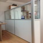 kısa ofis bölme 150x150 Kısa Seperatör Bölme Duvar