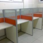 Çağrı merkezi ara bölme duvar 150x150 Seperatör Ofis Bölme
