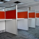 Çağrı merkezi ofis bölme duvar sistemleri 150x150 Seperatör Ofis Bölme