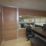 yarım camlı ofis ara bölme duvar