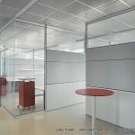 profilsiz şeffaf ofis bölme sistemleri
