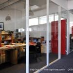alüminyum ofis panel bölme