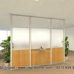 alüminyum ofis bölme duvar