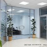 ofis bölme sistemleri ve modelleri