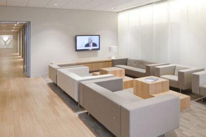 alçıpan ofis bölme ile yapılmış ofis