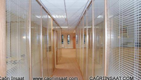 büro bölme duvar sistemleri
