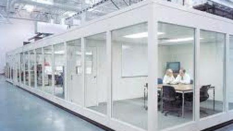 ofis içi bölme duvar sistemleri
